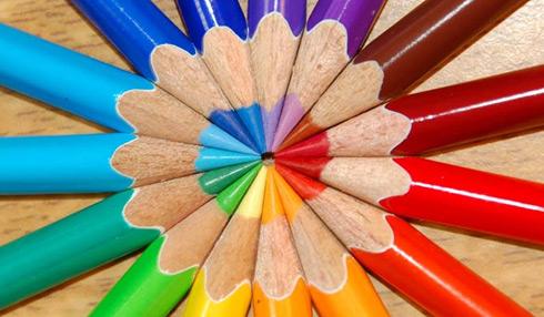 Color-Wheel-pencils