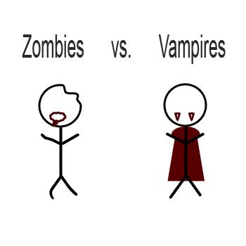 Zombies vs_ Vampires