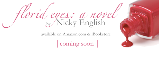 Florid Eyes: A Novel is coming soon